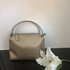 Vintage Lord and Taylor Satin Evening Bag